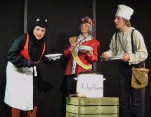 Märchentheater: Der gestiefelte Kater @ Theater im Palais