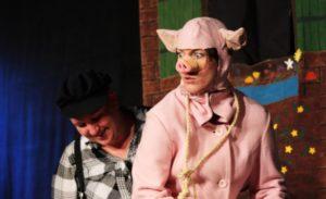 Märchentheater: Hans im Glück @ Theater im Palais
